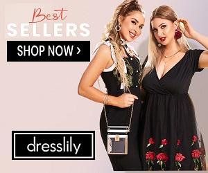 Compre sua roupa de moda online em Dresslily.com