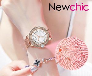 Compre tudo o que você precisa de moda online em NewChic.com