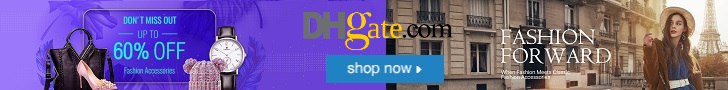 Shop online easy and hassle-free only at DHgate.com